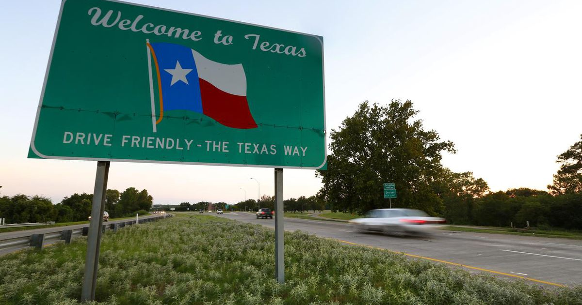 California software firm relocates to Texas with plans to expand staff
