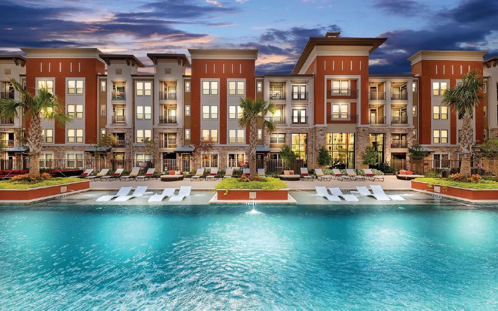 Sovereign Properties is building the Dolce Twin Creeks apartments in Allen.
