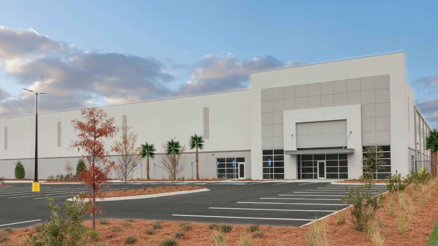 Panattoni Development recently built a more than 1 million square foot distribution center for JLA Home in Georgia.