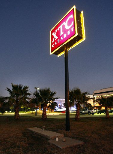 The  XTC Cabaret, at the time the largest all-nude strip club in Texas, opened in 2009.