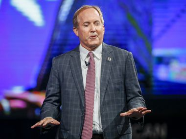 Texas Attorney General Ken Paxton released a report in August 2021 that clears him of accusations of corruption leveled against him by former employees. Watchdog Dave Lieber jokes that FBI agents investigating Paxton can now quit and go home early.