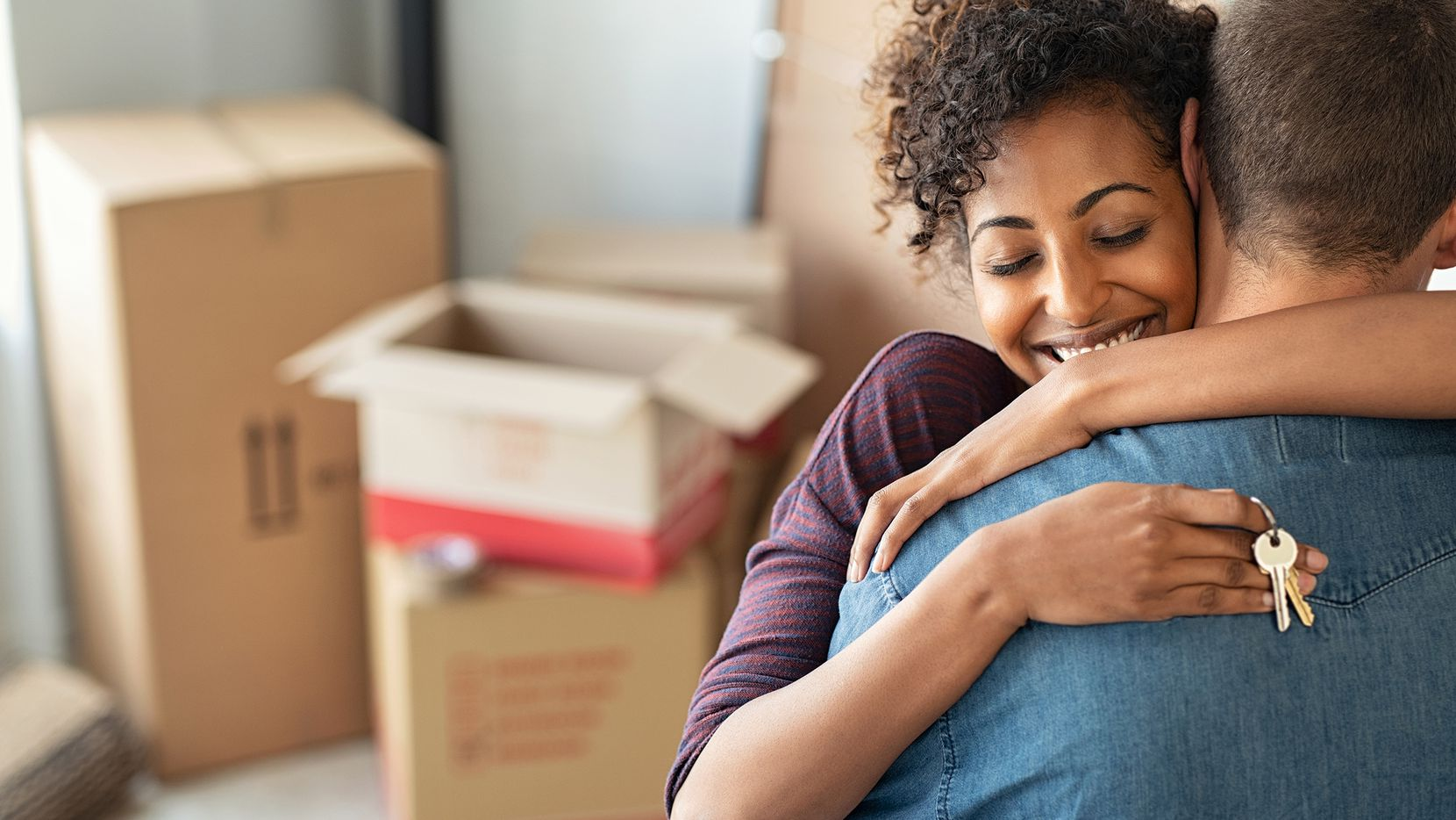 Ninety-three percent of Americans are happier after purchasing a home, and 83% would not want to return to renting.