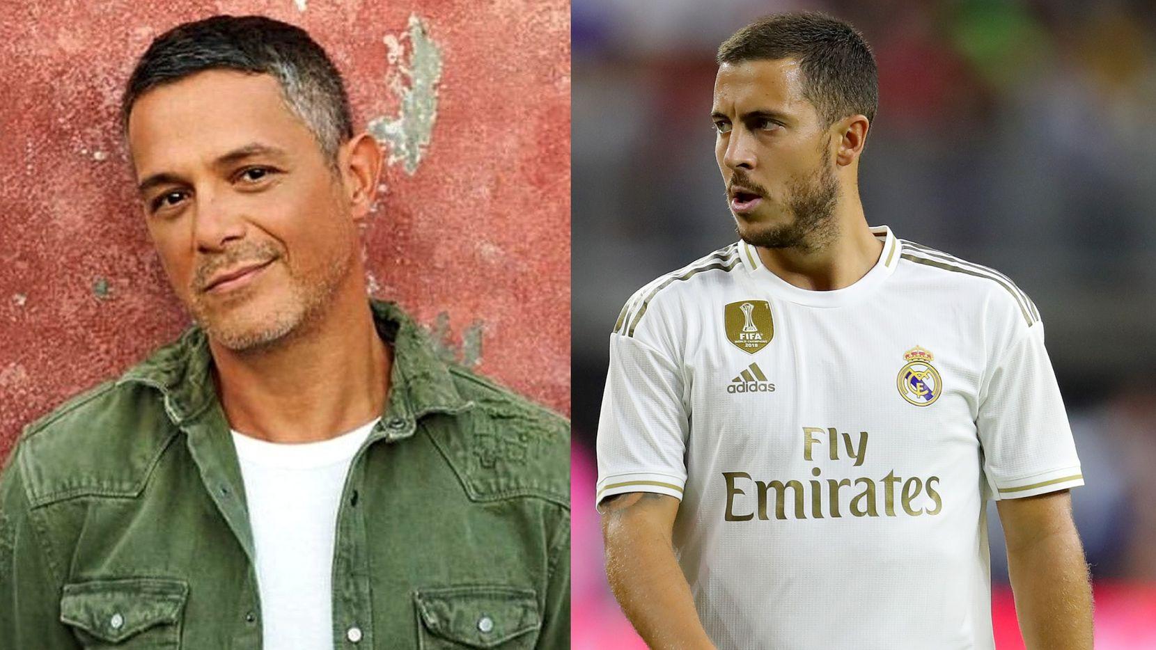 Alejandro Sanz le vendió su propiedad en España a Eden Hazard, nuevo figura del Real Madrid.