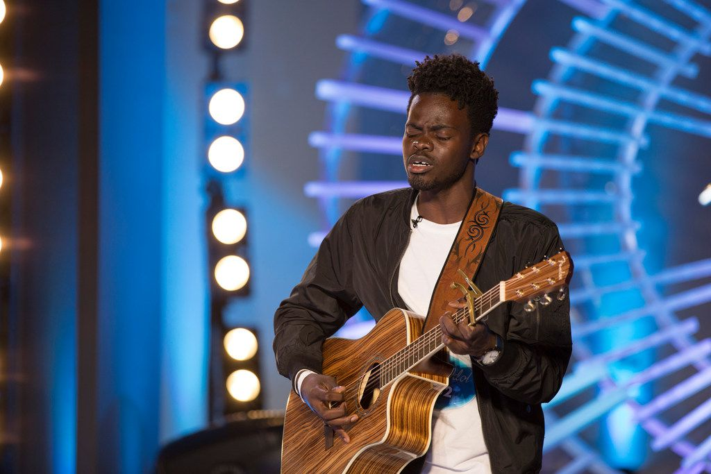 Ron Bultongez competed on the 2018 season of American Idol.