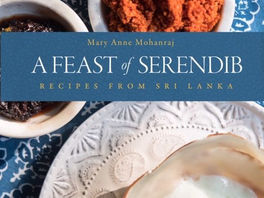 Mary Anne Mohanraj is the author of 'The Feast of Serendib: Recipes from Sri Lanka'