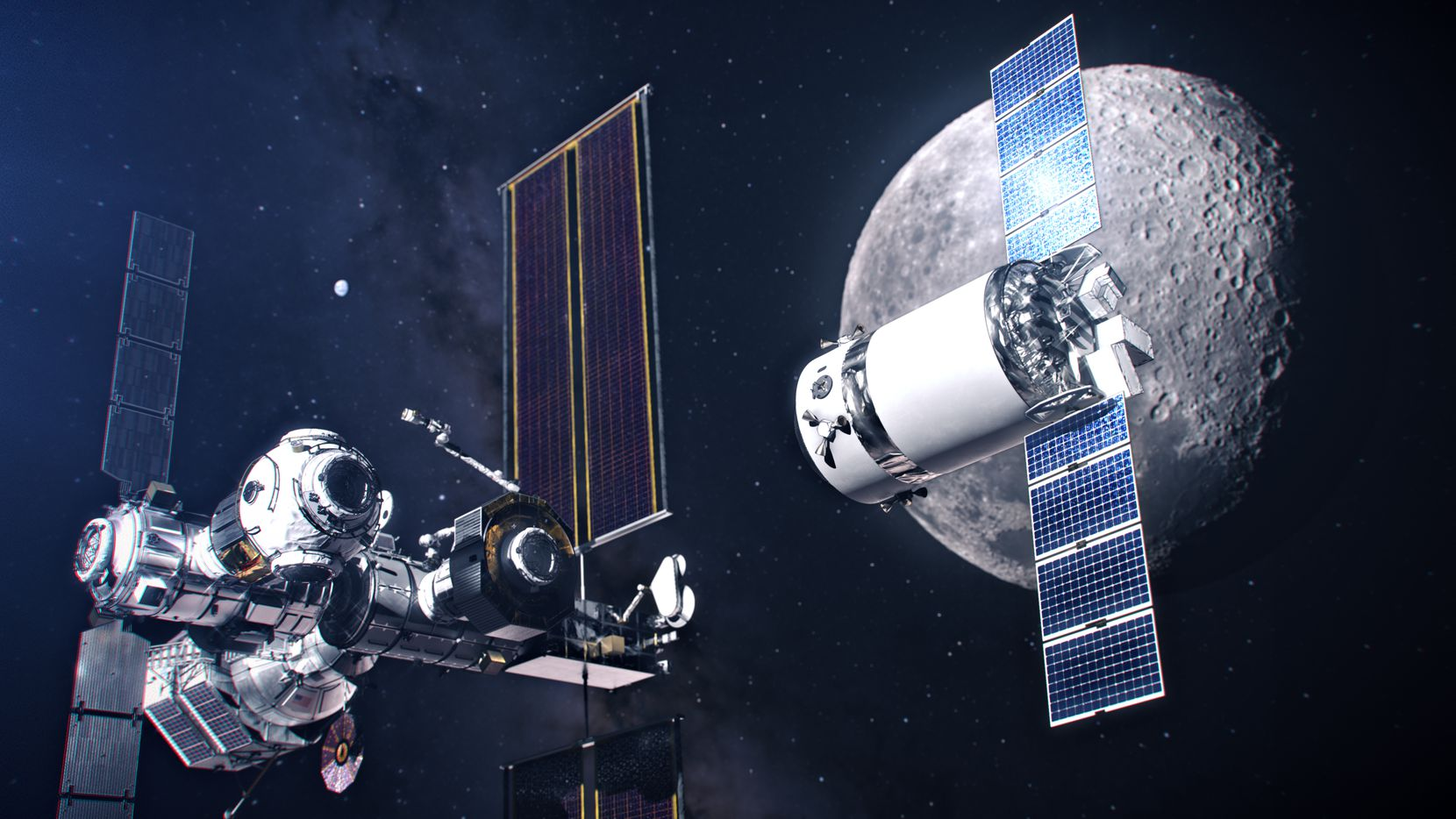 With its Artemis missions, NASA will land the first woman and first person of color on the moon.