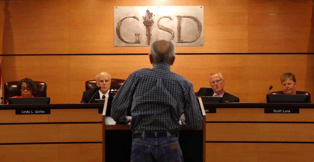 Garland ISD Board of Trustees will hold elections on Nov. 3.