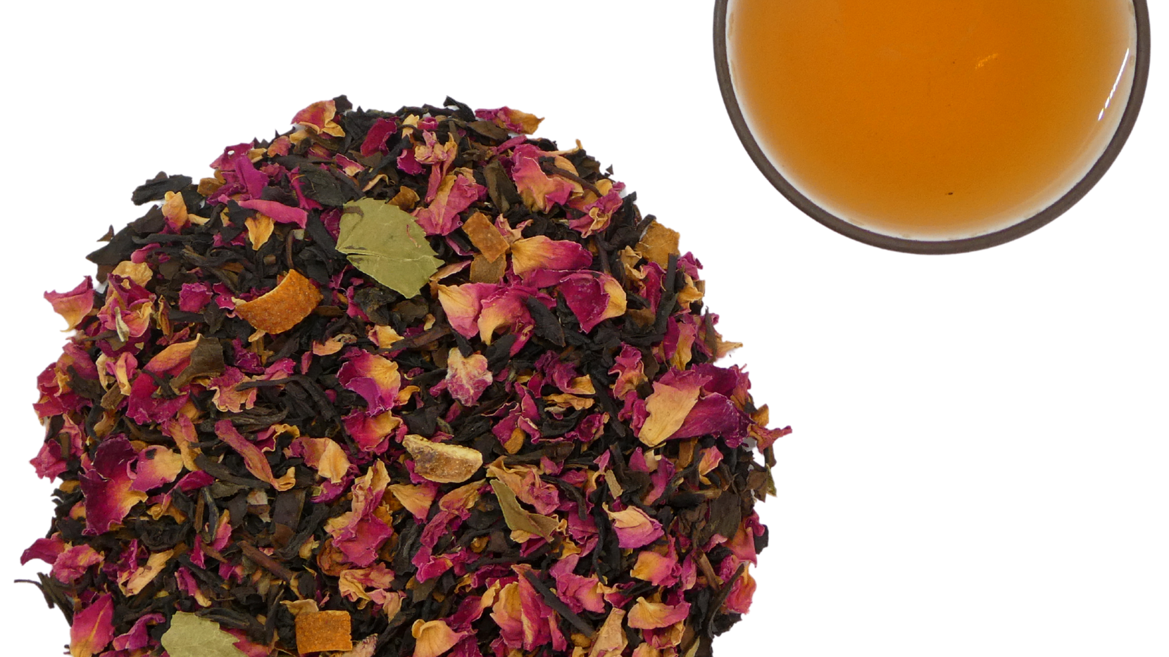 The Cultured Cup sells a special Quaran-tea blend benefitting Cafe Momentum