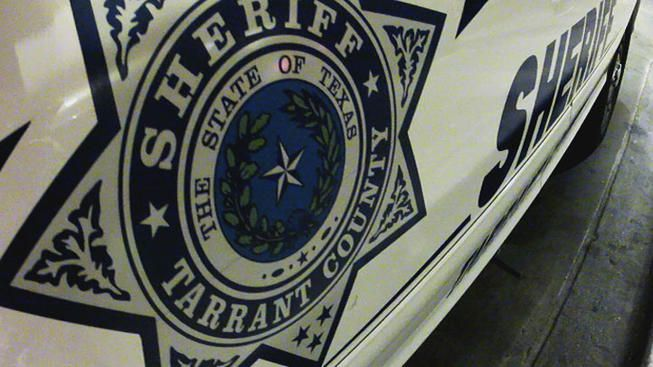 A single-engine plane crashed with two people onboard Saturday near Azle in Tarrant County.