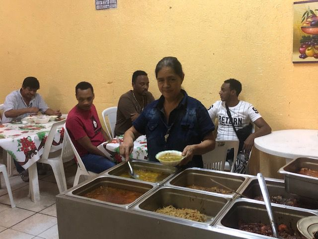 Etelvina Hernandez Lopez owns a restaurant in Tapachula, Mexico, where she serves the native dishes of the immigrants from around the world that stream through the small town on their way to the U.S. She turns away no one, and often cares for immigrants who get sick or injured on their journey.