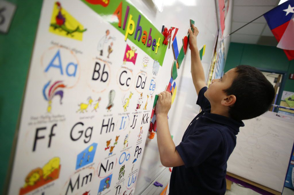 Dallas ISD is seeing early gains from investments in prekindergarten.