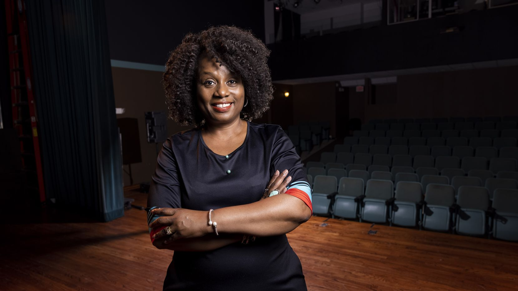 Teresa Coleman Wash, executive artistic director and founder of Bishop Arts Theatre Center in Dallas, says the federal funding has been akin to manna from heaven.