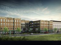 Mill Creek Residential's new Frisco Square apartment community will include 360 rental units.