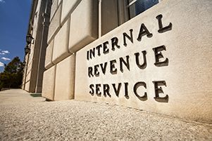 El edificio del Servicio de Rentas Internas en Washington D.C. (iSTOCK)