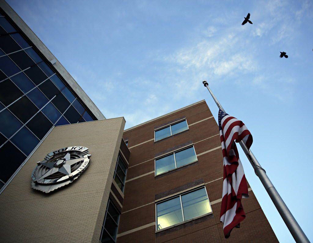 File photo of Dallas police headquarters. (G.J. McCarthy/The Dallas Morning News)