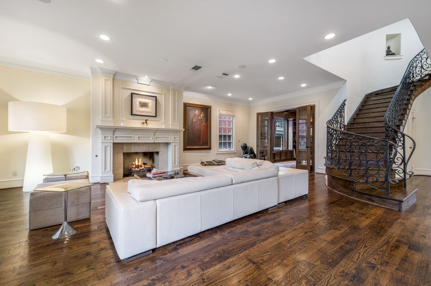 A look at the property at 3632 Normandy Avenue in Dallas.