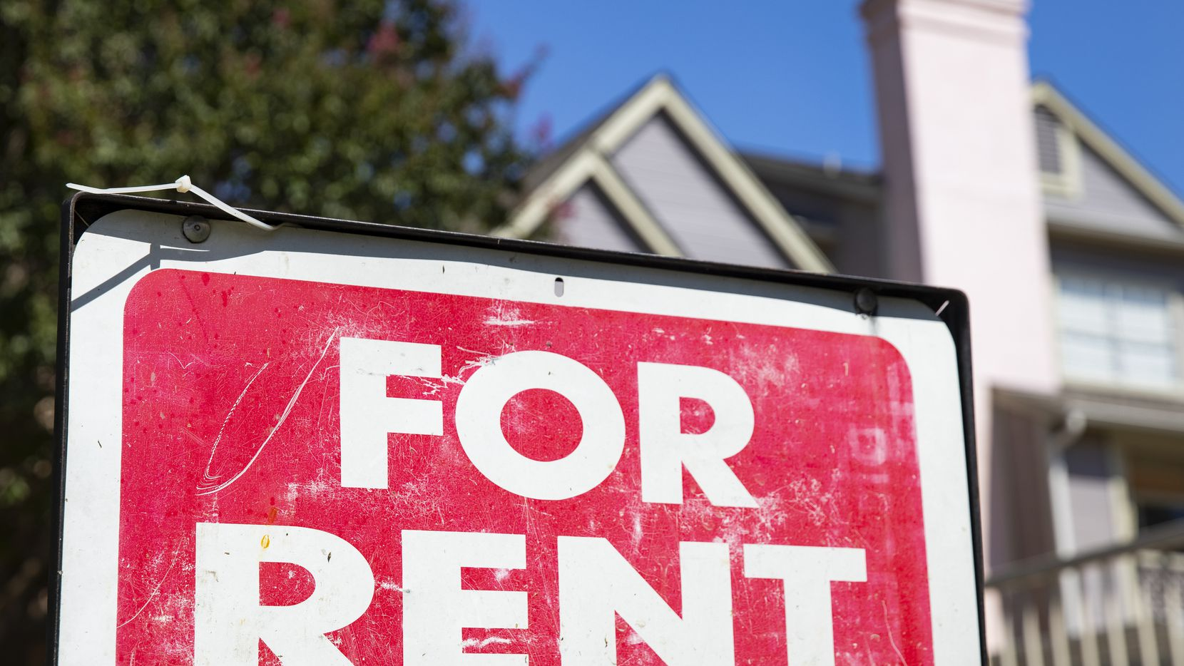The cost of renting a single-family home in the Dallas area is up by more than 11% since last year.
