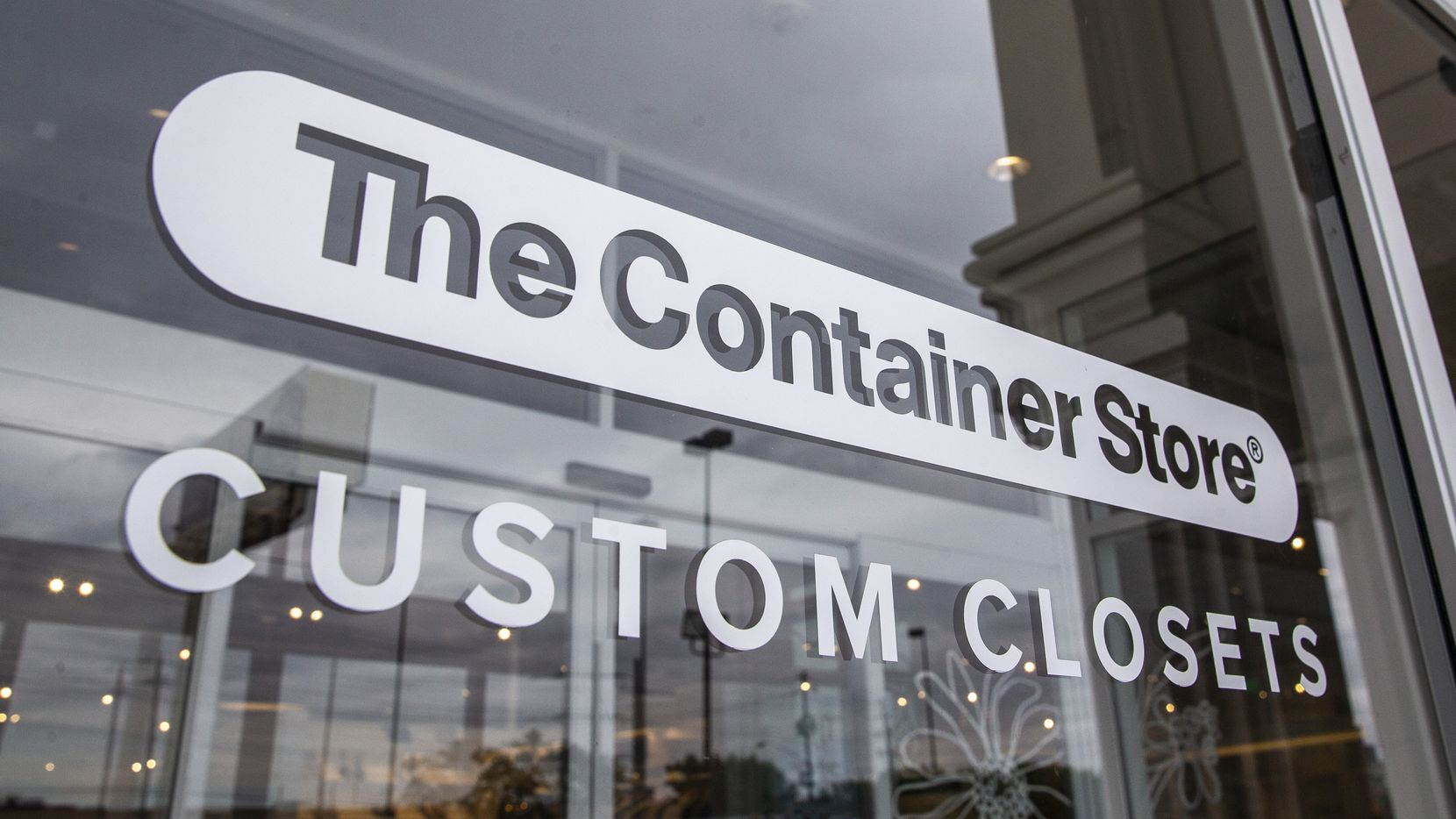The Container Store opened last year in new space north of Galleria Dallas along the Dallas North Tollway with an expanded custom closets showroom. There's one other store like it in Los Angeles.