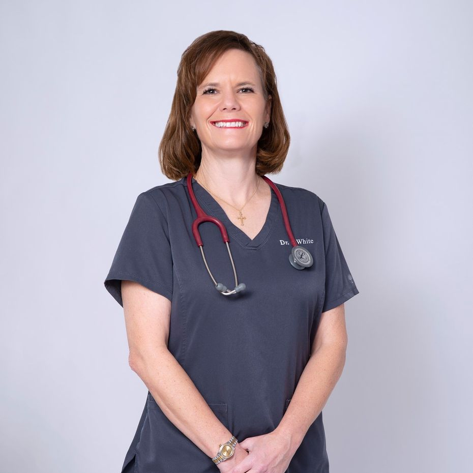 Dr. Jennifer White, a veterinarian, is in a runoff for a seat on the Frisco City Council.