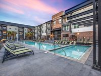 Birmingham-based LIV Development has built thousands of apartments including this one in Fort Worth.