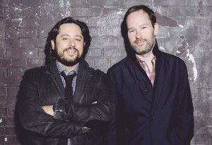 Ben Lamm (left) and Andrew Busey, co-founders of Team Chaos