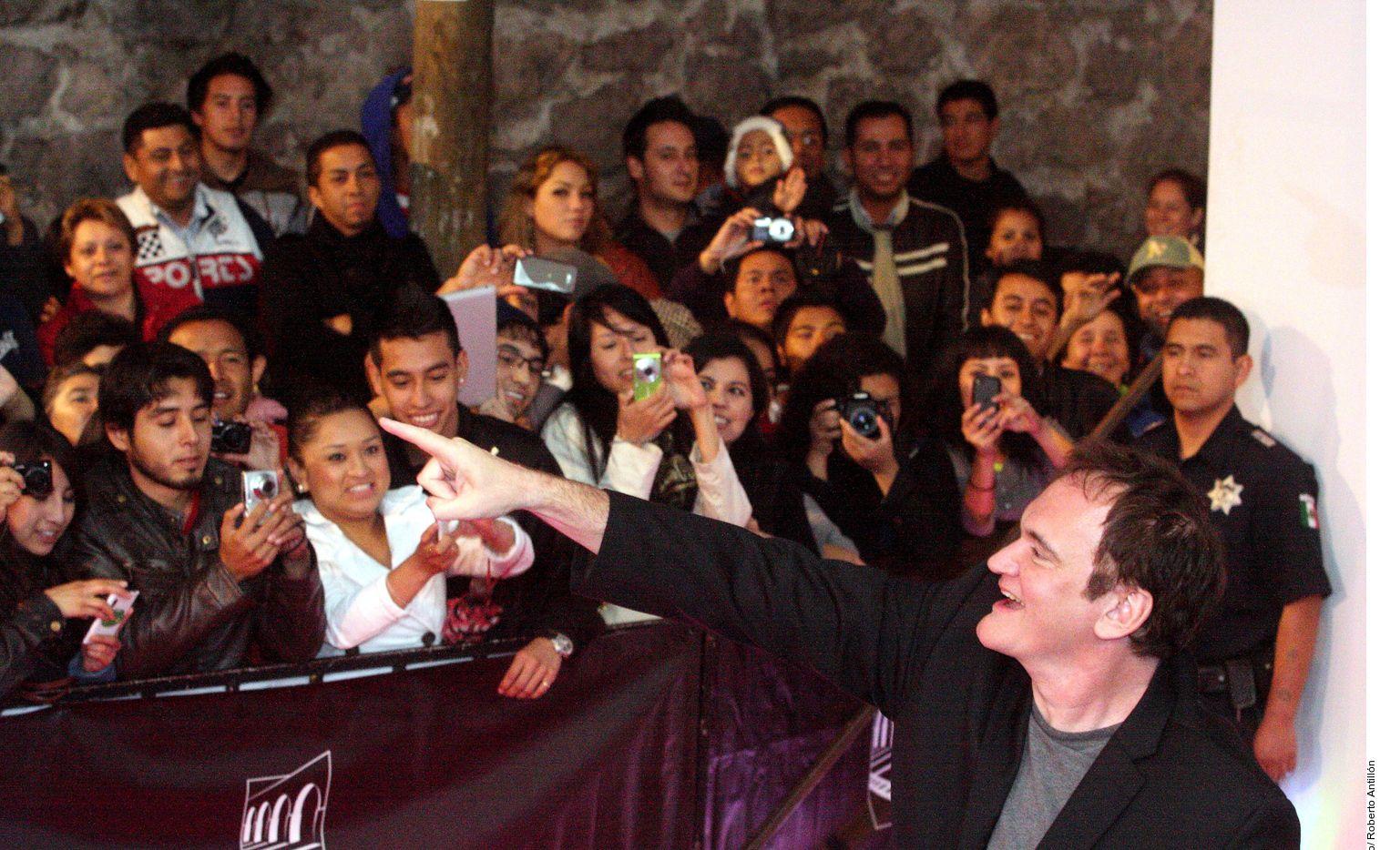 De acuerdo con el estudio Sony, que distribuye la película de Quentin Tarantino (der.), Había Una Vez en... Hollywood, llegará el 23 de agosto a salas nacionales.