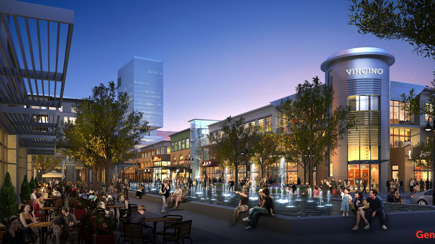 Developers are counting on restaurants to bring people and business to their new projects.