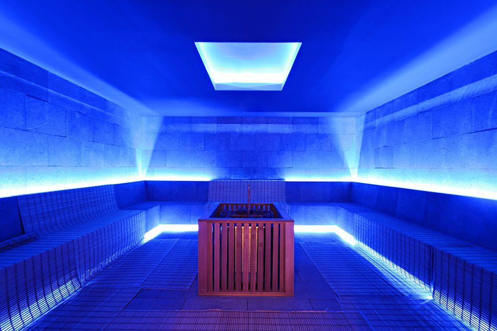Spa Castle's Roman Bath