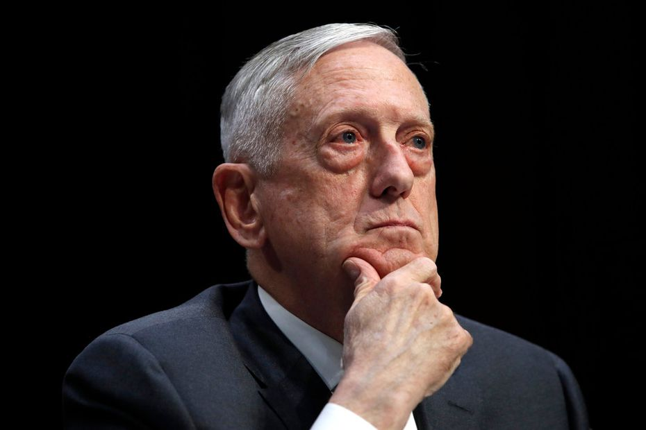 Former Defense Secretary Jim Mattis looks back on his career in Call Sign Chaos.
