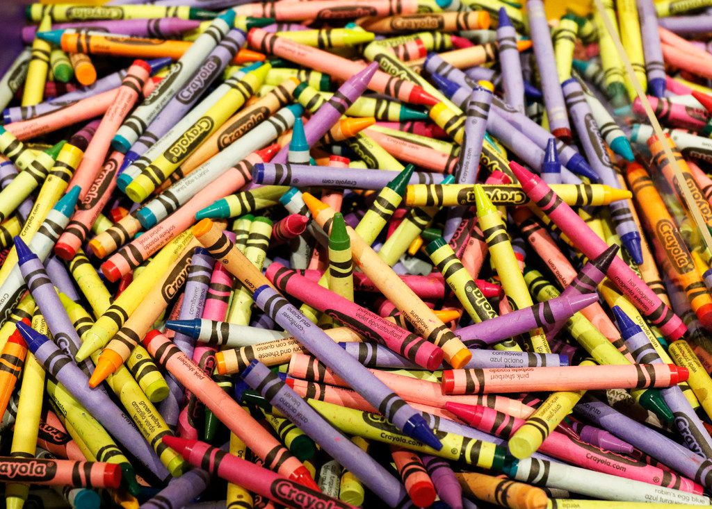 Crayola crayons have been made using the same formula since 1903.