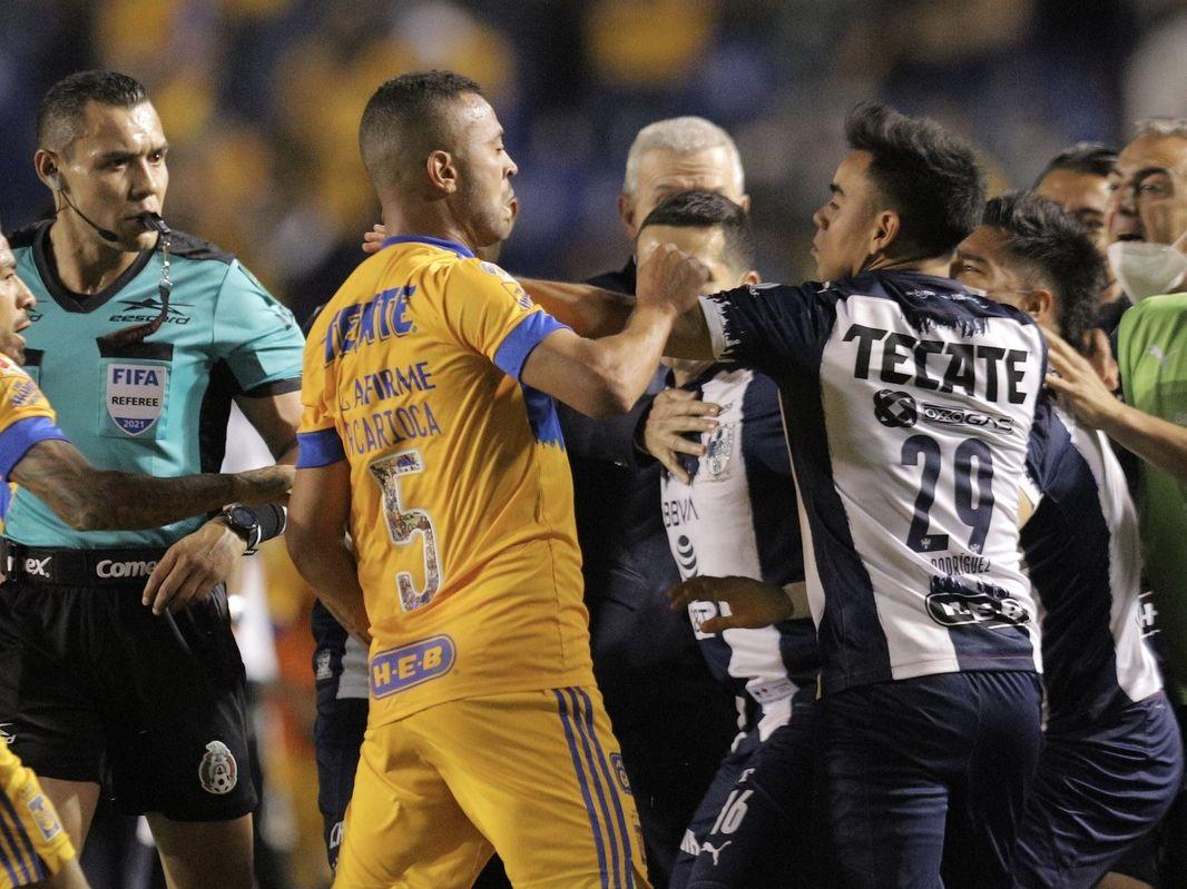 El Clásico Regio entre Tigres y Rayados siempre levanta pasiones.