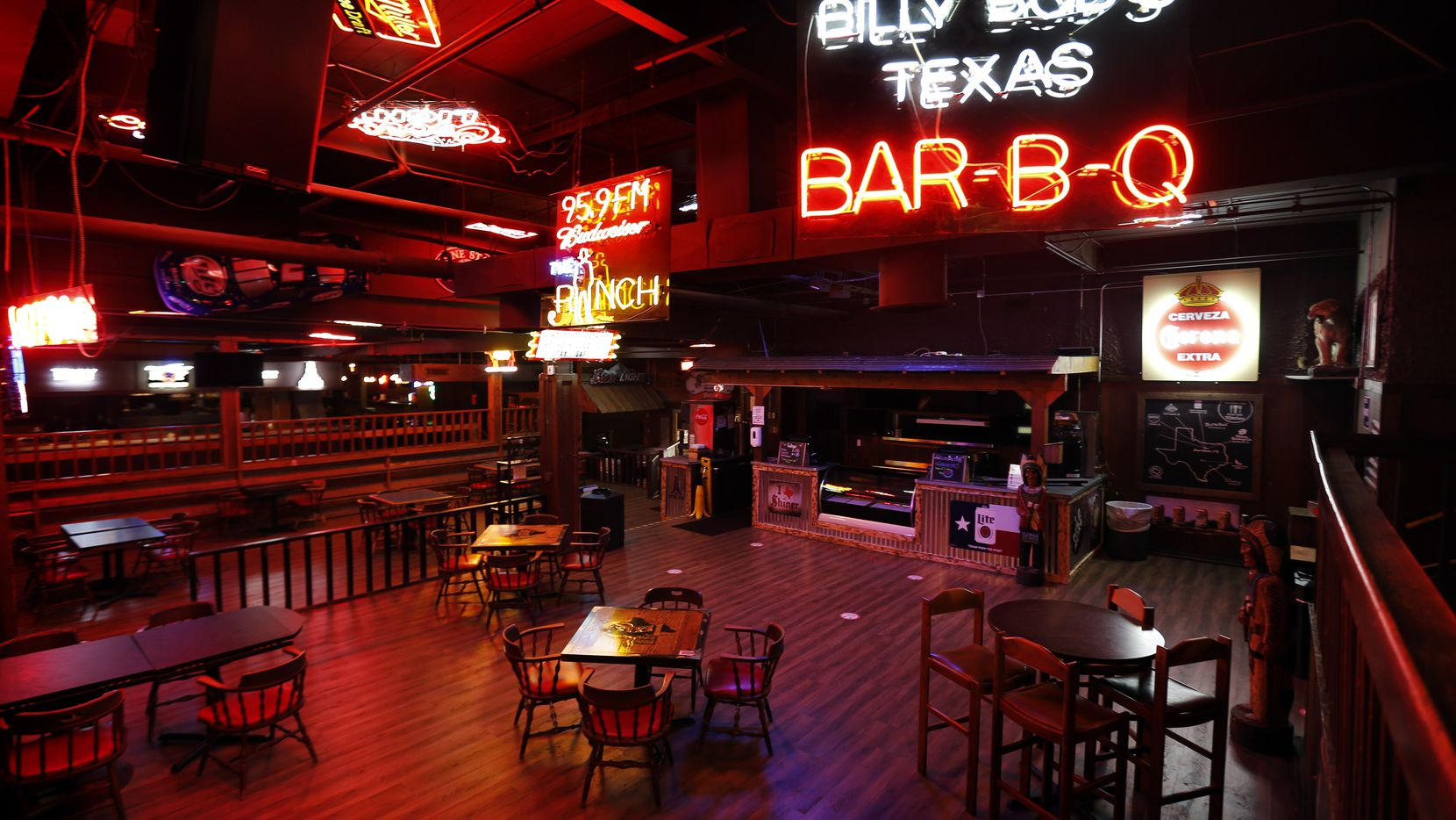 Billy Bob's Texas closed March 13 because of restrictions set in place to curb the spread of COVID-19. It reopened June 18, then closed again June 26, in accordance with Gov. Greg Abbott's bar shutdown order. After redoing some paperwork with TABC, Billy Bob's Texas plans to reopen Aug. 13, 2020 as a restaurant.