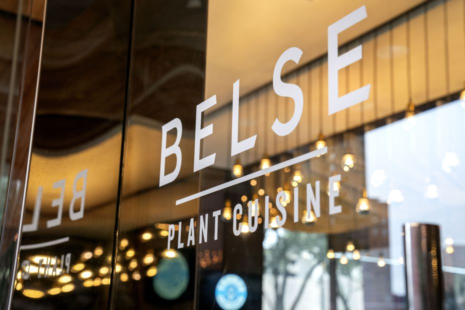 """They thought it was the right time for an upscale plant-based restaurant, and Dallas needed it,"" says Belse Plant Cuisine General Manager Alan Macedo, speaking for the co-owners."