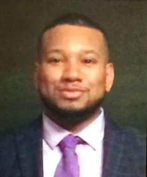 Police say Alfred Johnson, 32, missing since Thursday, could be a danger to himself.