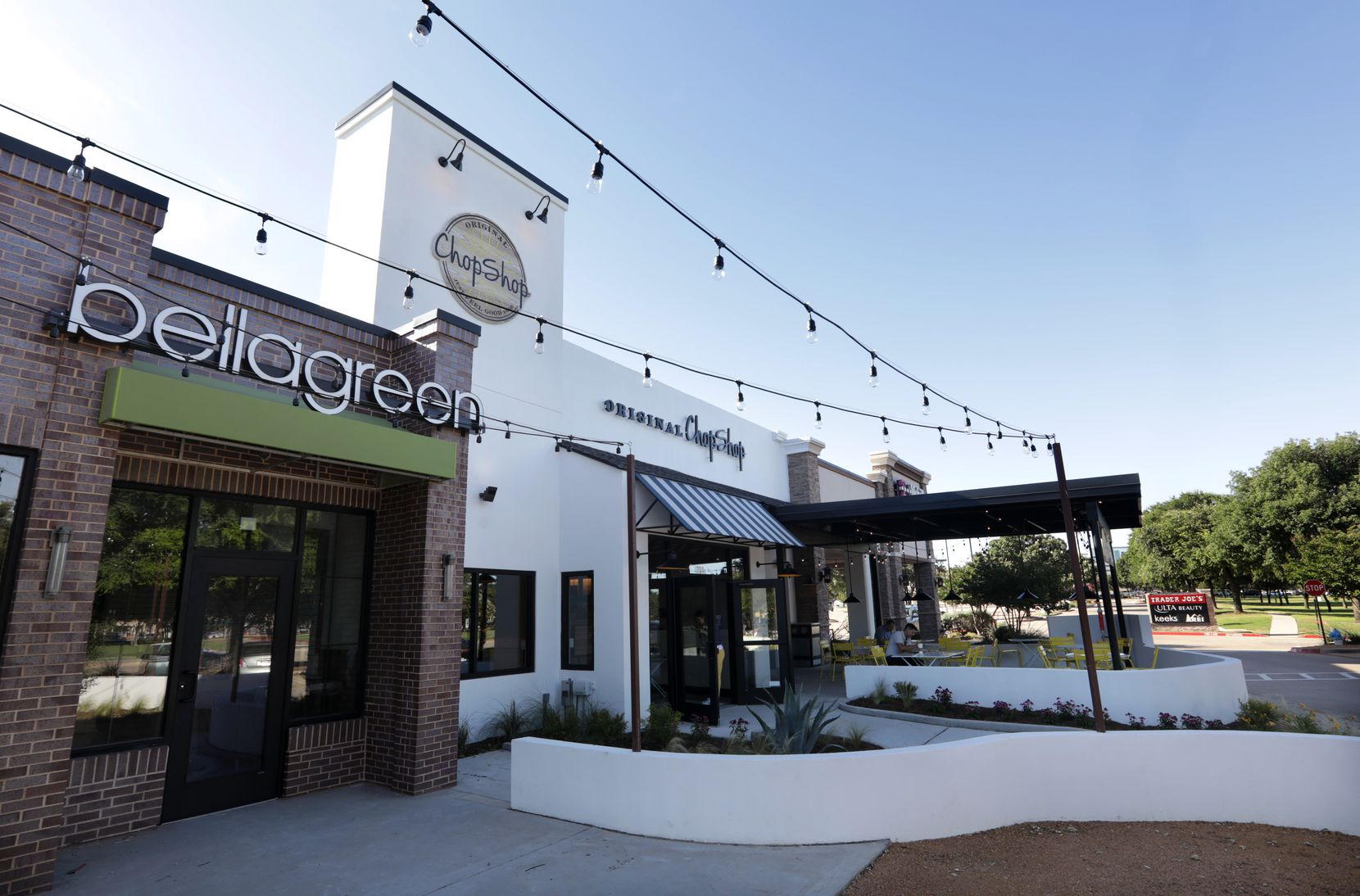 Jason Morgan, CEO of restaurant chains Bellagreen and Original ChopShop, which have each received $1.5 million in PPP funds, believes the loan program will actually leave his restaurants better off than they were before. (Jason Janik/Special Contributor)