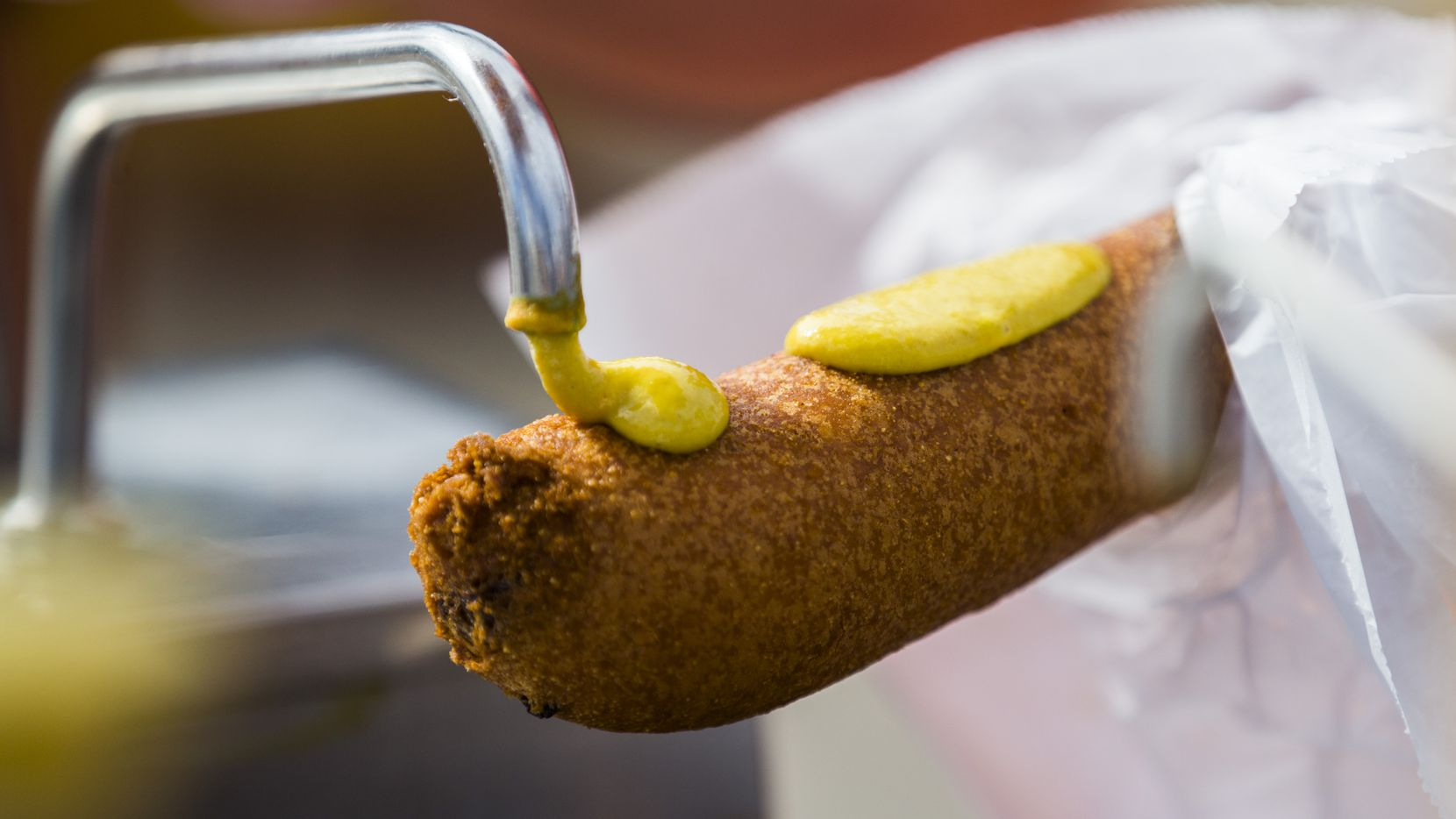 Fletcher's corny dogs have been sold at the State Fair of Texas since 1942. They're a staple at the fair and a known brand, and the Fletcher's family is suing fellow members of their family so they don't use the Fletcher's name on other businesses.