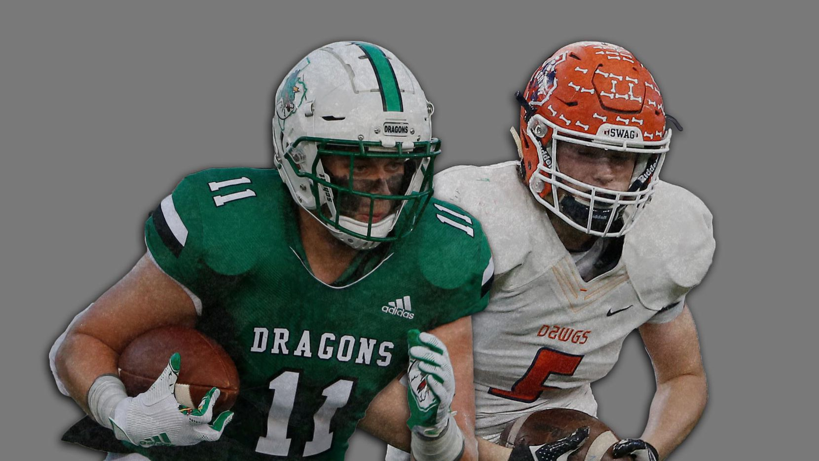 Blake Smith and Brandon Frazier.