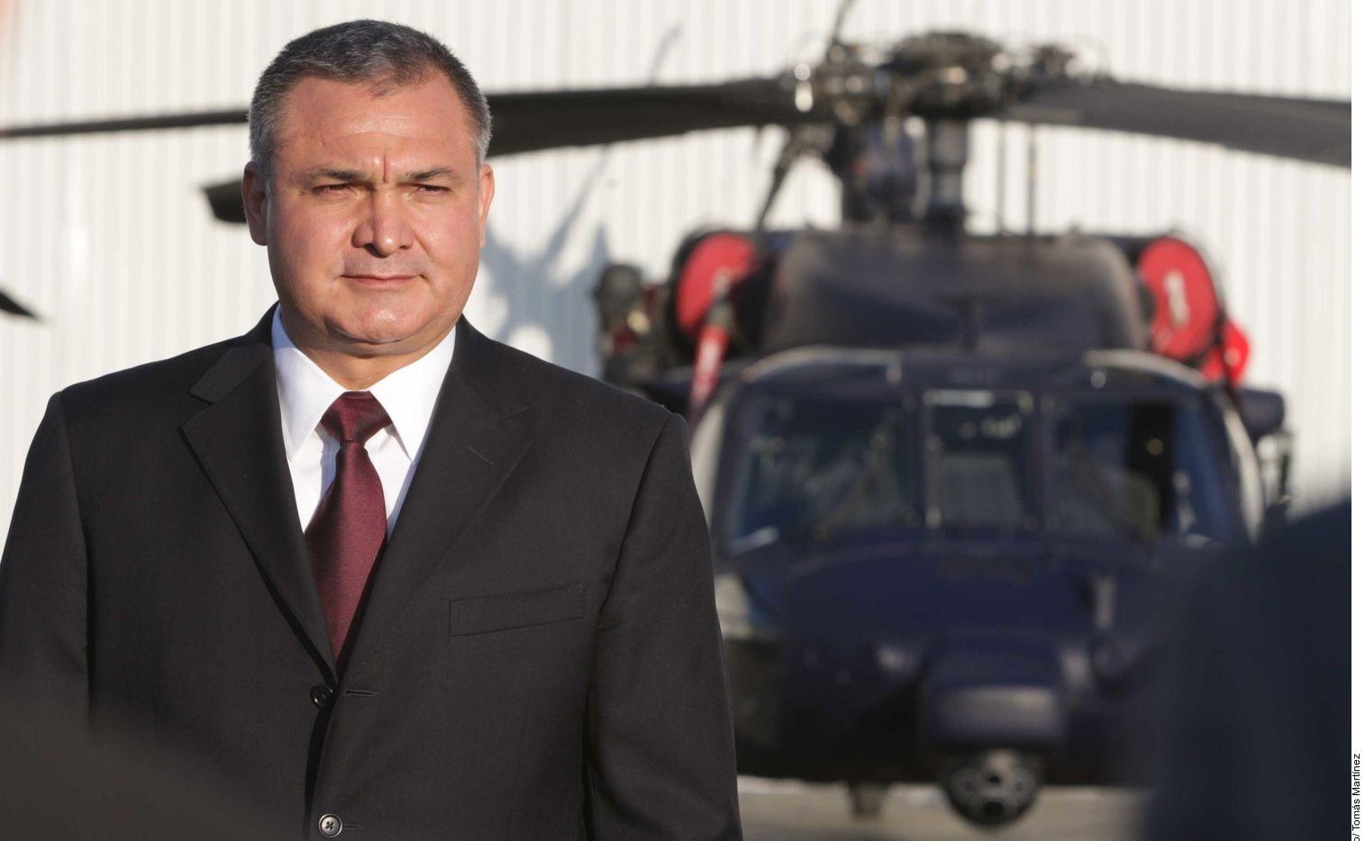El exsecretario de Seguridad Pública de México, Genaro García Luna, se declara inocente de nuevos cargos de tráfico de drogas.