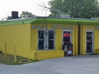 Police say three armed men robbed Lulu's Authentic Mexican Restaurant on Saturday afternoon.