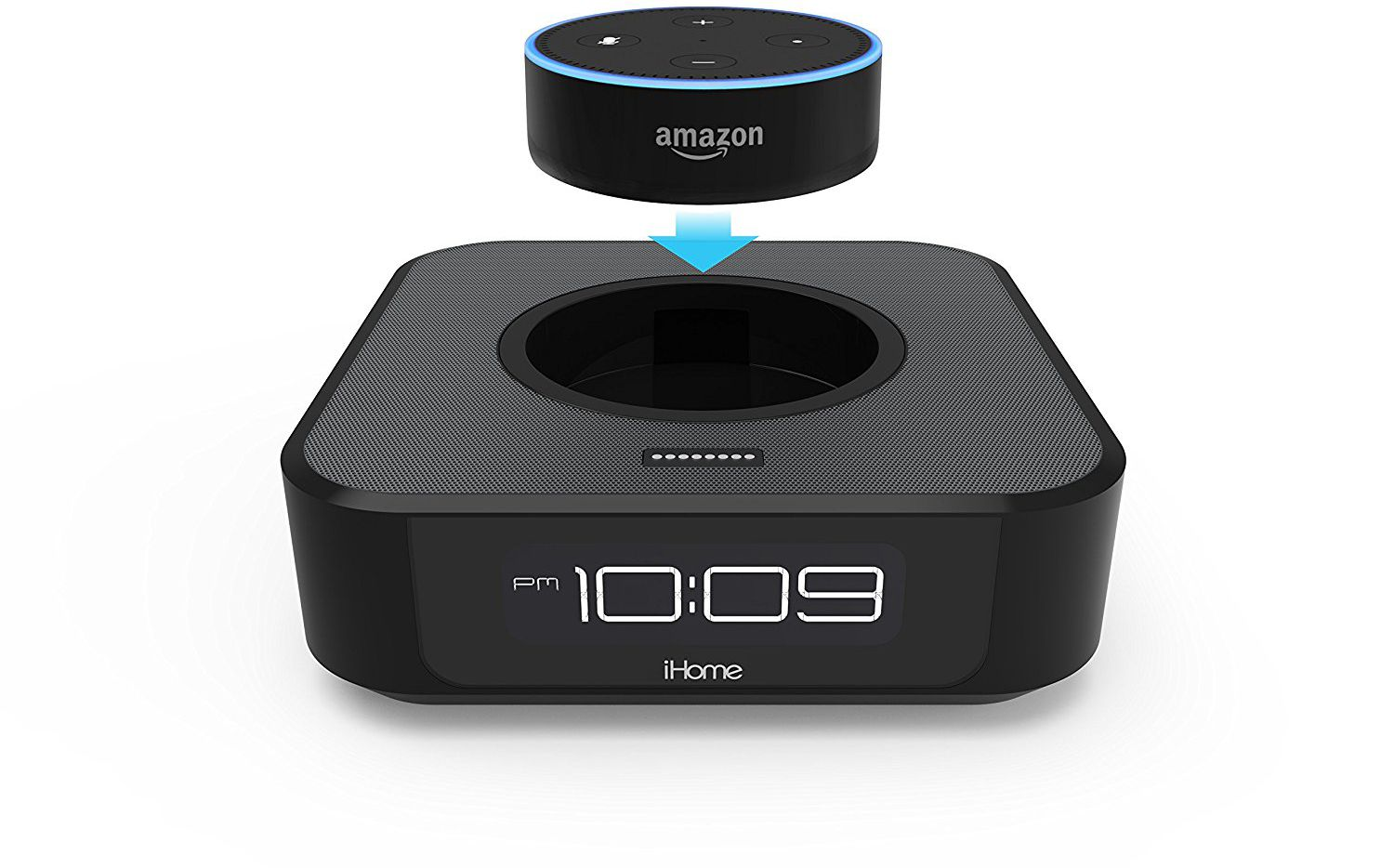 iHome's iAVS1 will give your Dot better quality sound