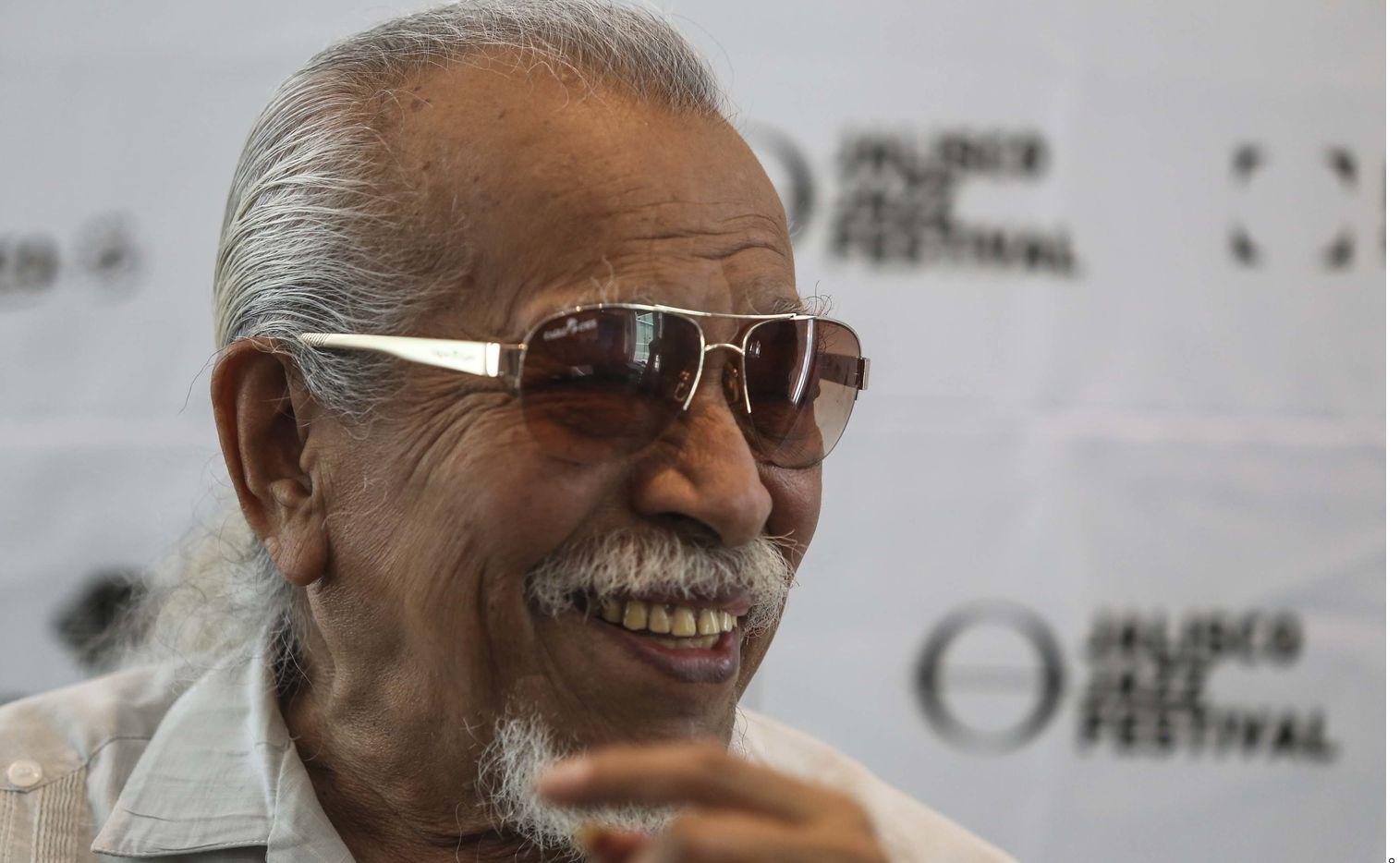 """Víctor Ruiz Pazos, """"Vitillo"""" falleció este miércoles a los 90 años."""