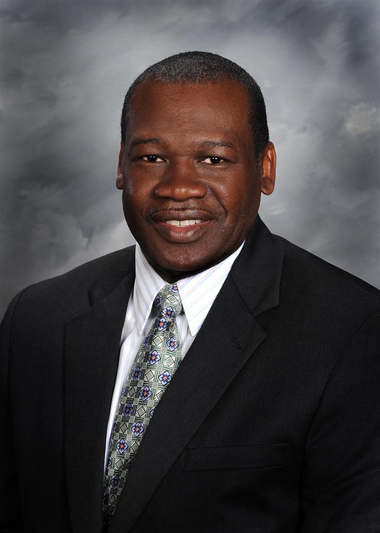 DeSoto ISD Superintendent David Harris