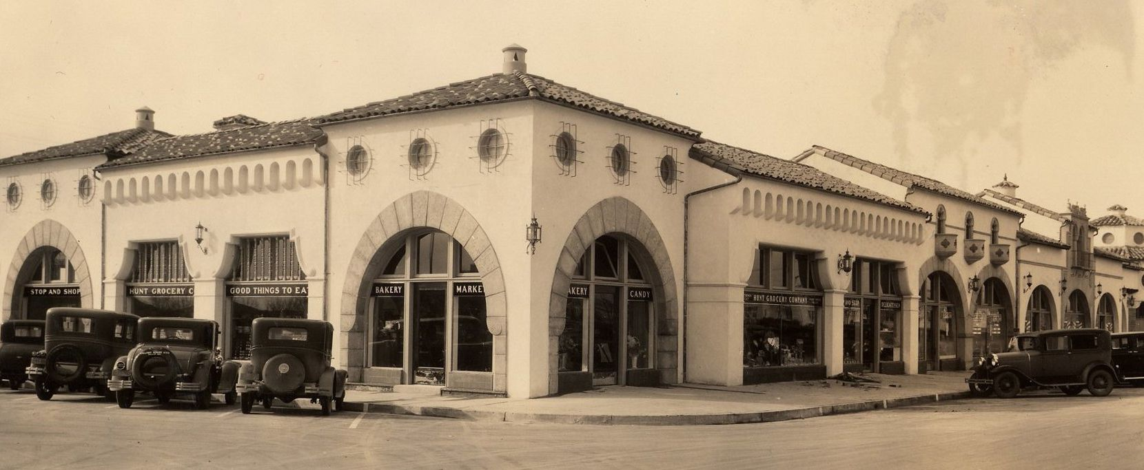 Highland Park Village opened in 1931. It's considered the country's first shopping center by the Urban Land Institute.