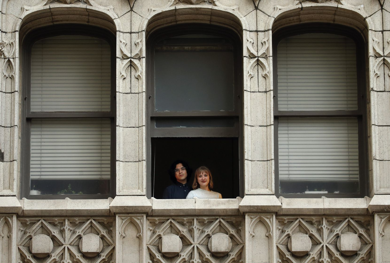 As the pandemic took hold in North Texas in March, Benjy and Marie Joung felt the need to take as many precautions as possible, only leaving their downtown Dallas apartment for absolutely necessary reasons.