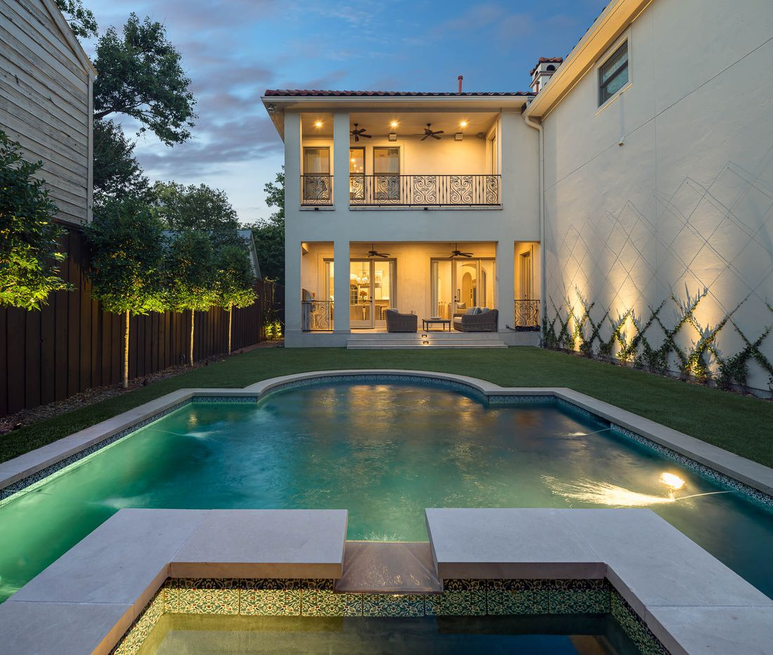 Take a look at the home at 4301 Potomac Ave. in Highland Park.