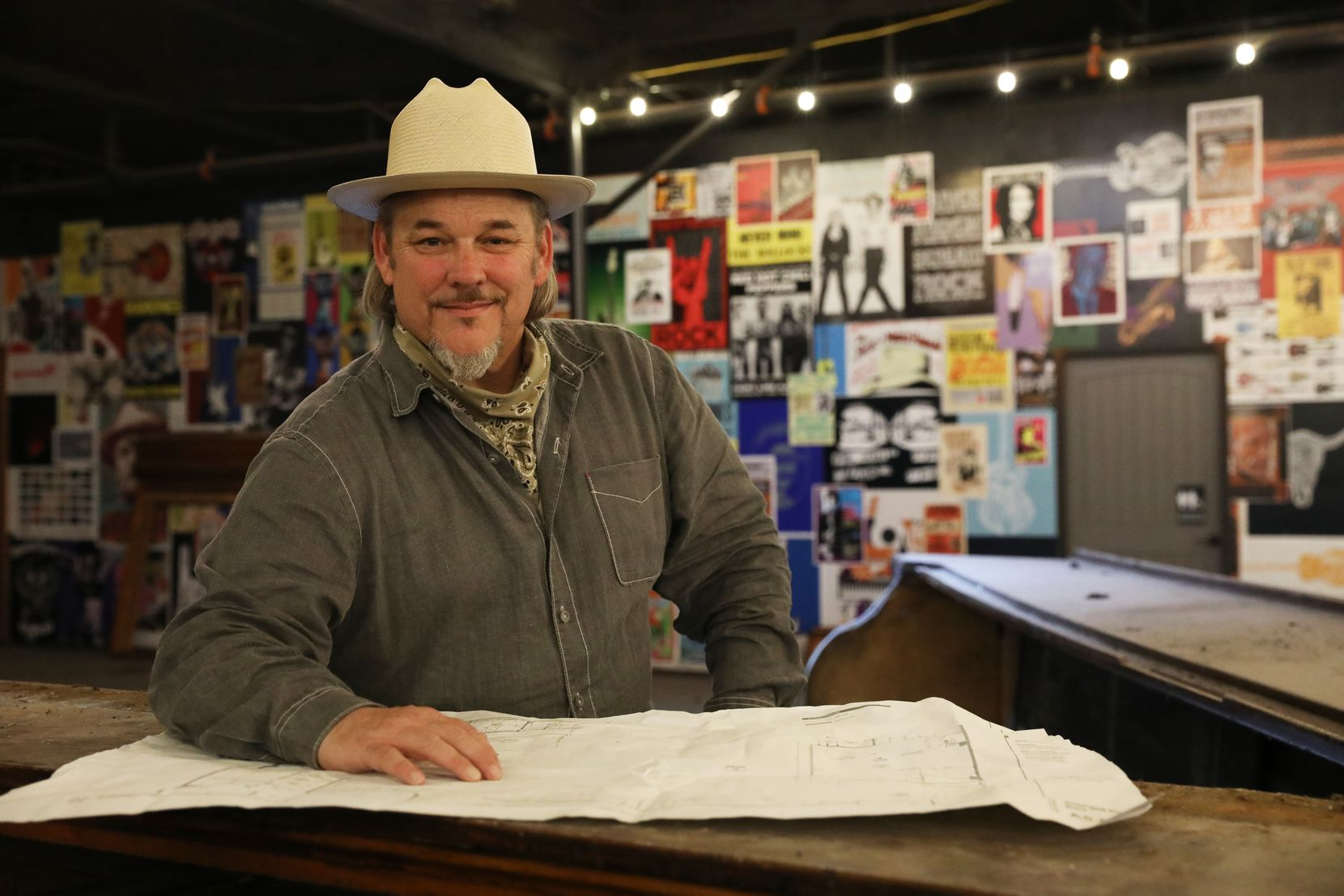 Edwin Cabaniss, owner of the Kessler Theater in Oak Cliff, has a contract to buy the Longhorn Ballroom. Close to a year's worth of restoration and renovations are planned for the legendary Dallas music club on Corinth Street, Cabaniss shared Sept. 25, 2021.
