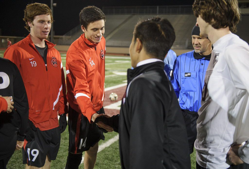 Chris Madden (19), Coppell:   Madden is the reigning SportsDayHS boys soccer player of the year, and he thrives in Georgetown. He scored game-winner in 2013 title game.
