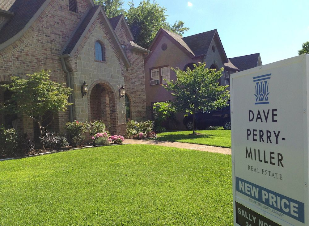 Dallas-Fort Worth home prices were up 11.1 percent in April from a year earlier.