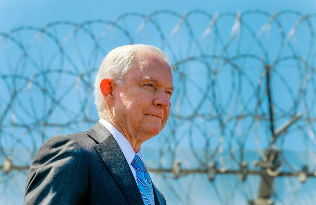 U.S. Attorney General Jeff Sessions (Hayne Palmour IV/The San Diego Union-Tribune via AP, File)