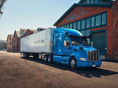 Waymo will build an autonomous trucking hub in south Dallas to grow its footprint across Texas.
